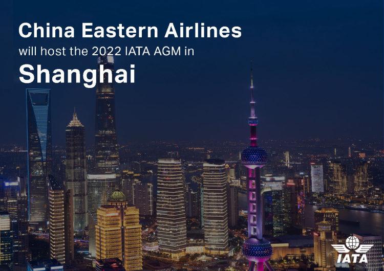 Shanghai será la sede de la Cumbre Mundial del Transporte Aéreo 2022