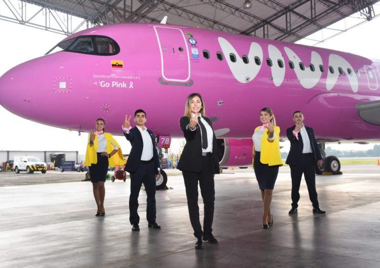 """""""Go Pink"""": La apuesta de Viva por la inclusión, equidad de género y lucha contra el cáncer de mama"""