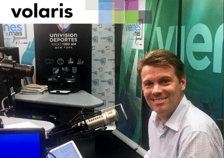 Volaris en Colombia: entrevista a Holger Blankenstein, VP ejecutivo de la aerolínea