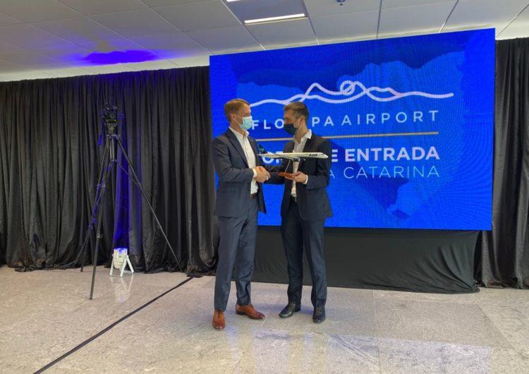Azul e Floripa Airport anunciam maior malha já operada em Florianópolis durante alta temporada de verão
